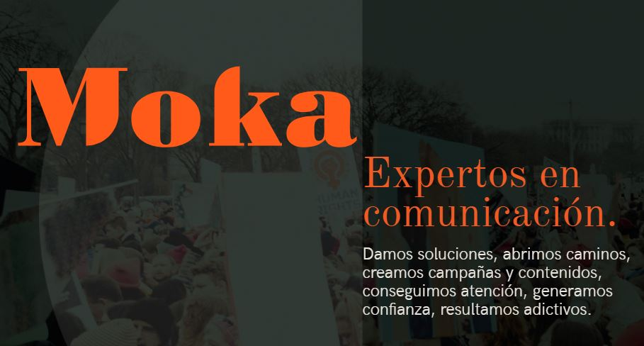 Moka seleccionada como agencia creativa del Ayuntamiento de Madrid