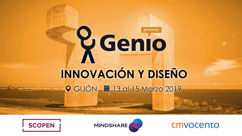 Innovación en Diseño en la XII edición de los Premios GENIO